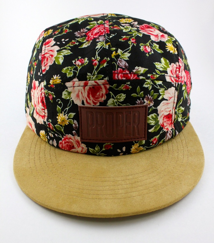 image of floral five panel my style dreams pinterest