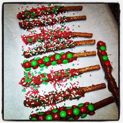 The Zesty Digest: Last Minute Sweet N' Salty Christmas Snack! by @Brittney Anderson Anderson Anderson Ann.