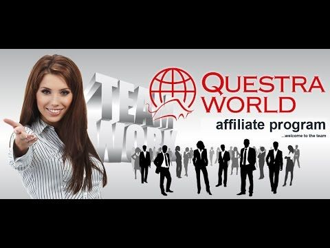 QUESTRA - How to Earn Money From Affiliate Program