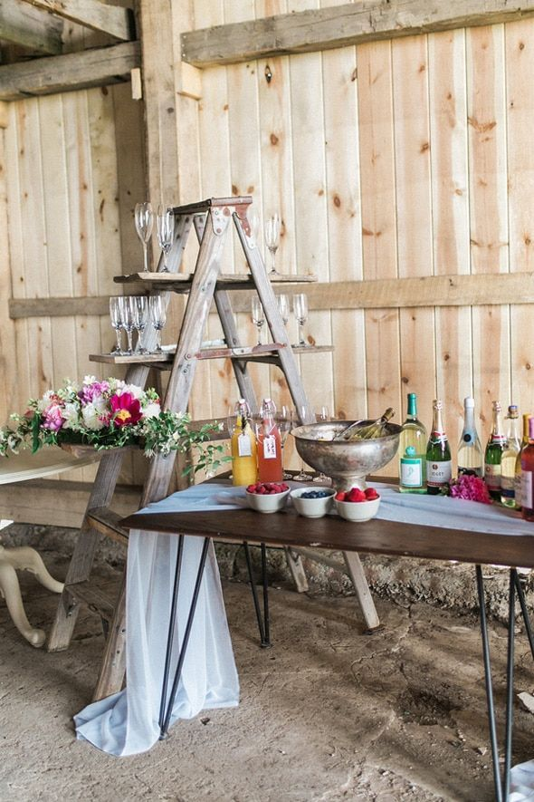 Pin On Rustic Bridal Shower Ideas