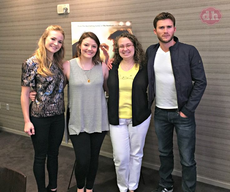 The Longest Ride Review and Interview - I had the chance to sit down with Britt Roberston and Scott Eastwood and talk about their latest film, the Longest Ride. via @donnahup