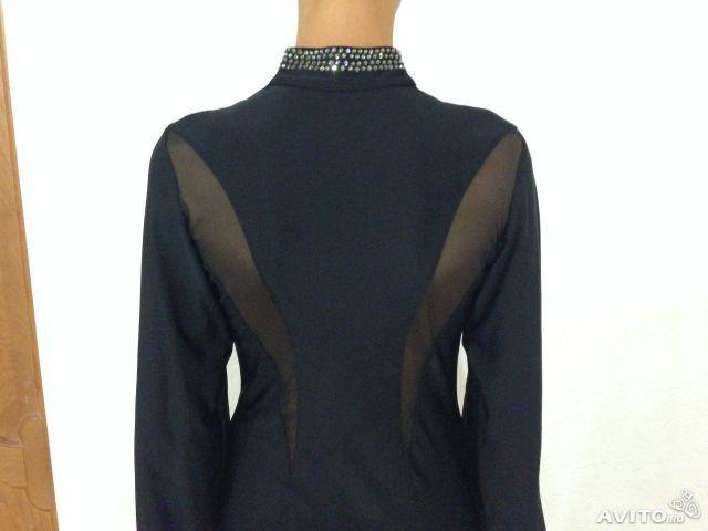 Рубашка для бальных танцев (латина) купить в Костромской области на Avito
