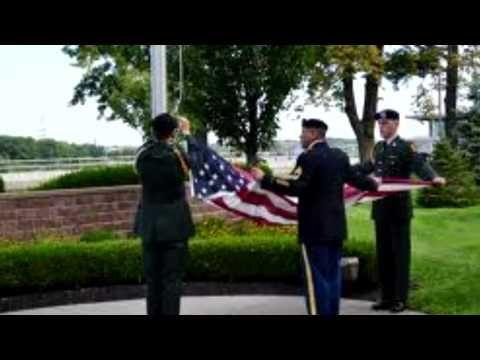 Webelos - Respect for Flag - YouTube