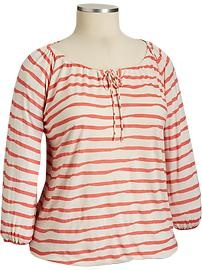 Women's Plus Size Clothes: Knit Tops | Old Navy