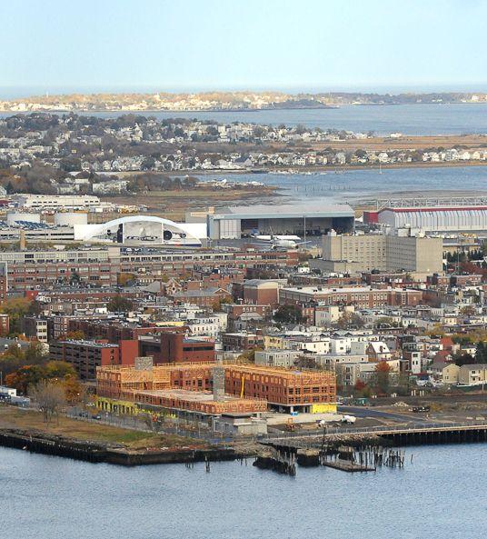Portside at Pier 1 | Boston Redevelopment Authority