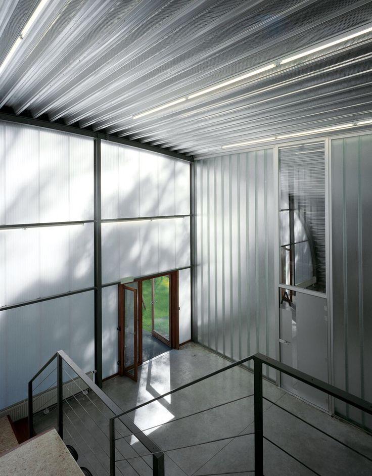 Transparent walls