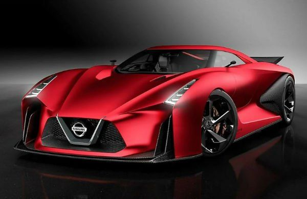 nissan 2020 vgt concept in 2020 sports car concept cars sports cars luxury pinterest