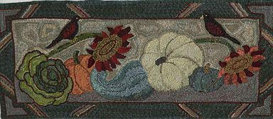 Wool Studio Rug Hooking Patterns                                                                                                                                                     More