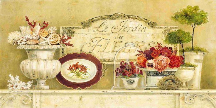 Le Jardin des Fleurs (Kathryn White)