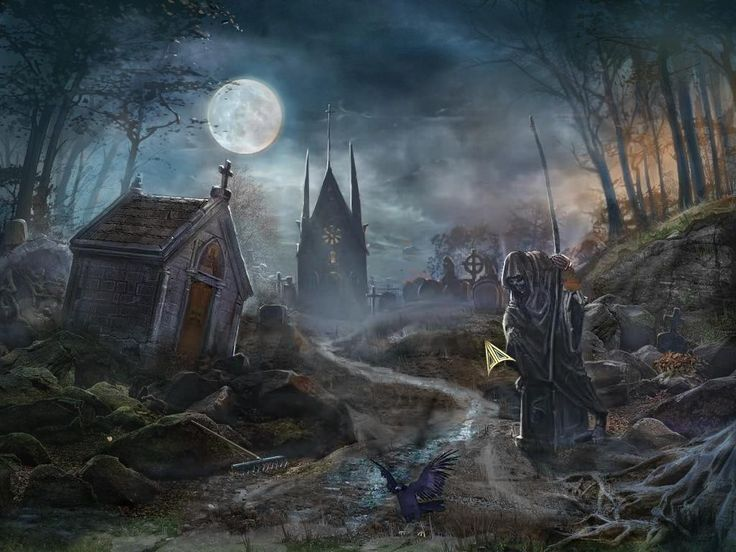 Graveyards Wallpapers And Search On Pinterest