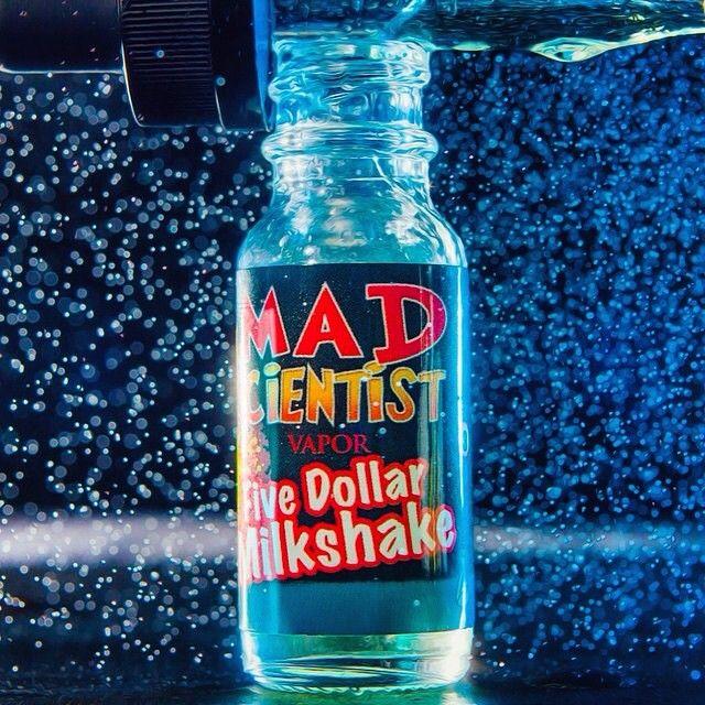 "Have you tried that ""Five Dollar Milkshake"" yet? It has all the flavor of a classic old fashioned milkshake!! Photo credit: @vappix  #vape #madscientistvapor #fivedollarmilkshake #vappix #Vappixstyle #eliquid #vapor #vaping #milkshake #vapefam #vapelife #vapeporn #vapestagram #vapecommunity #vapes_n_shapes #igvape #instavape #californiamade #alldayvape #cloudchasers #justvape #nosmoking #notblowingsmoke  #quitsmoking #tarfree #tobaccofree #Padgram"