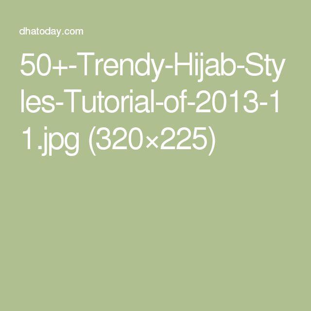 50+-Trendy-Hijab-Styles-Tutorial-of-2013-11.jpg (320×225)