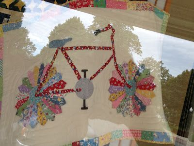 11 Best Bike Quilts Images On Pinterest Bicycles