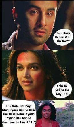 Yeh Jawani Hai Deewani (dialogue)