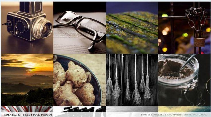 Solate: gran colección de imágenes Creative Commons para tus proyectos