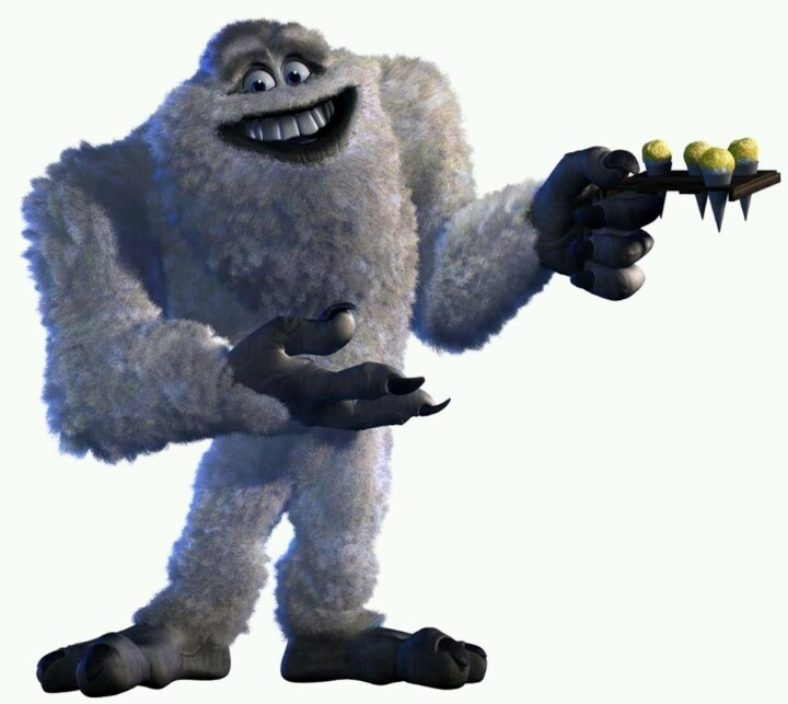 Abominable Snowman Monsters Inc Wallpaper \x3cb\x3emonster\x26#39;s ...