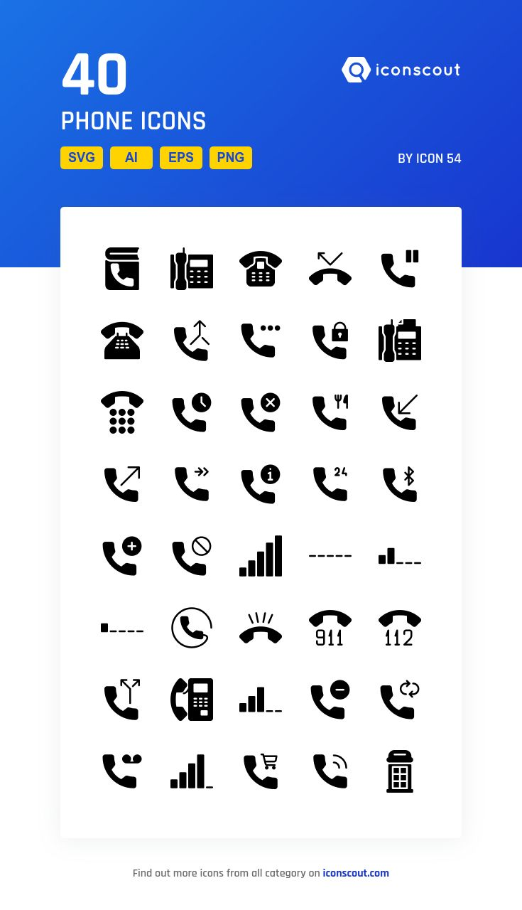Best 25 phone icon ideas on pinterest app icon design app icon phone icon pack magicingreecefo Gallery