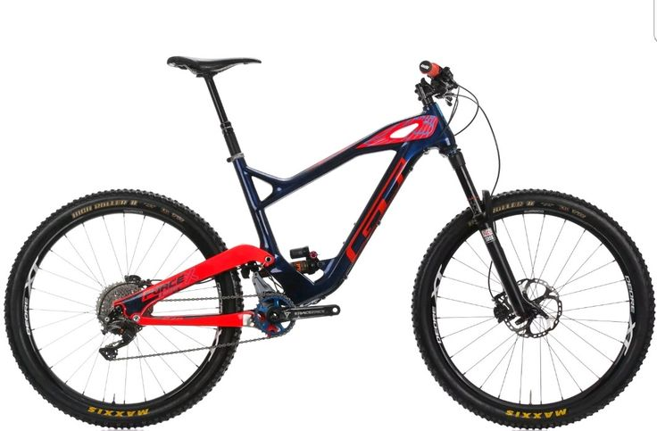 2016 GT Bikes Force X Carbon Expert Full Suspension