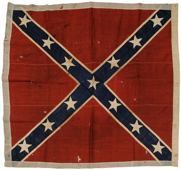 flag during the civil war
