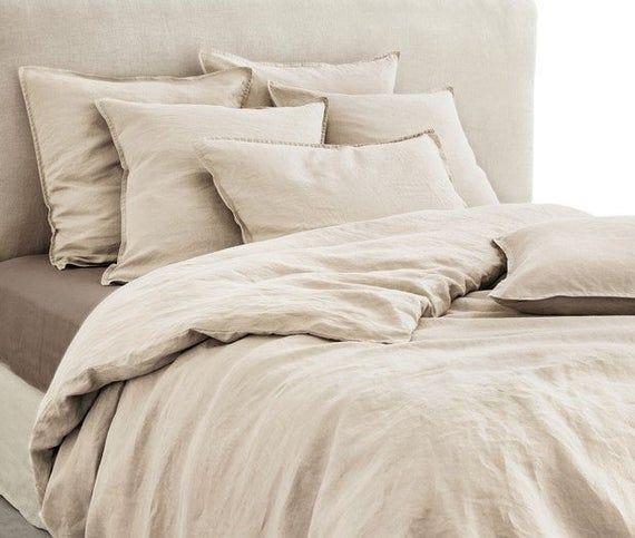 Linen Duvet Cover Linen Duvet Set 100 Pure Linen Duvet Etsy Linen Duvet Covers Bed Linens Luxury Linen Duvet