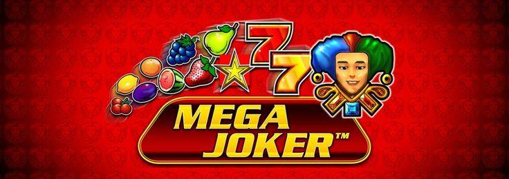 Enjoy Mega Joker Slot Machine for free!
