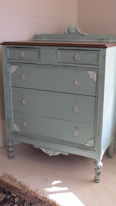 Chrissie's Collection - Paint Portfolio ~ Dressers 2