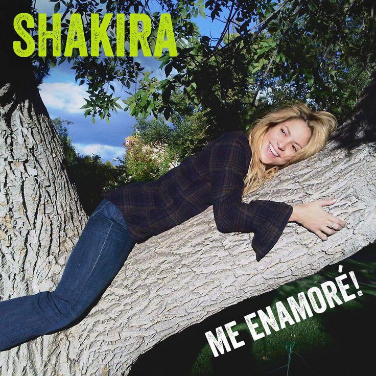 Luego de compartir créditos con Carlos Vives, Maluma y Prince Royce en los éxitos La Bicicleta, Chantaje y Deja Vu, Shakira estrena nueva música sola. Se trata de Me Enamoré, el nuevo sencillo que estará incluido en su próximo disco.