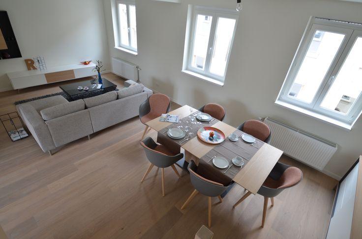 Boconcept Living Room Color Wall