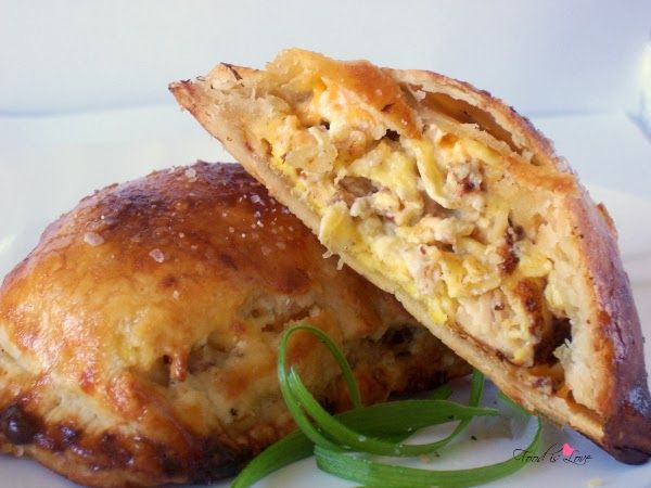 Homemade Hot Pockets For Breakfast Make Your Mornings Easy With These