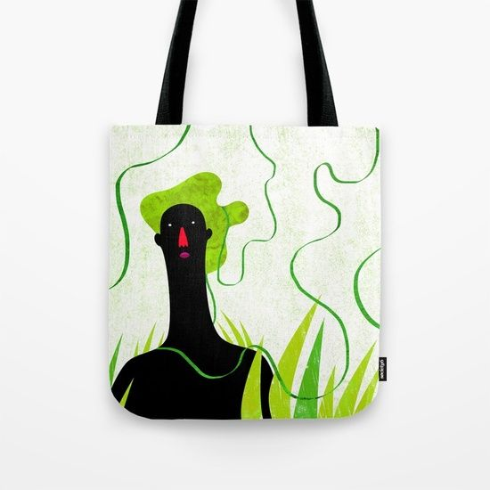 Wild Tote Bag by Inmyfantasia