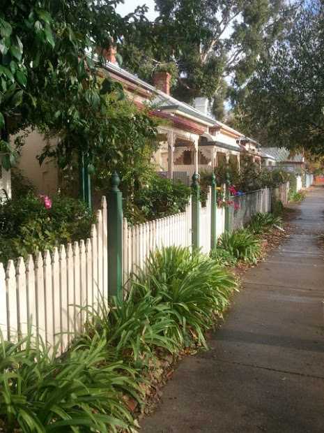 Adelaide and Beyond: Croydon ....... One of the many pretty suburbs in Adelaide :)