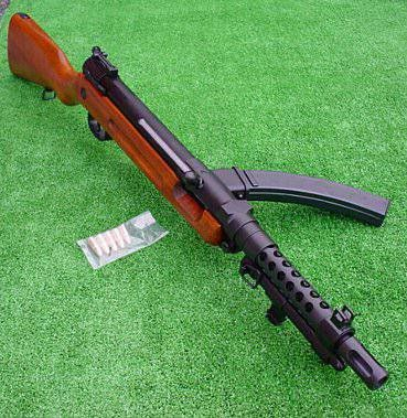 Japanese Type 100 Submachine Gun, cal. 8 mm Nambu | CAW Type 100 SMG Early type ... A Photo Review
