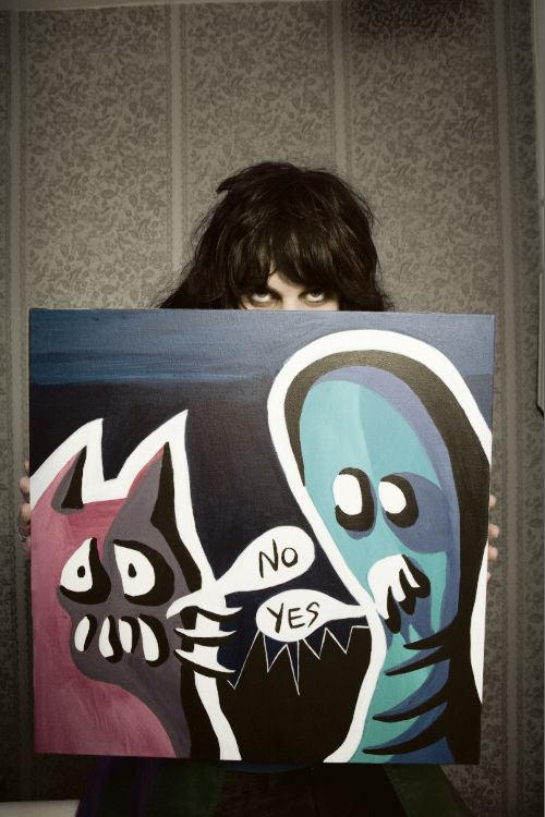 """""""So many ideas you have now will be your best ideas. And I think you should be brave. Because when you get out there, there's going to be a lot of people out there that are going to tell you you can't do this, you can't do that. But you can basically do anything you want."""" - Quote by #NoelFielding"""