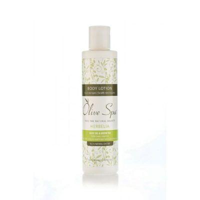 Body lotion Herbelia 200ml. lichaams lotion met groene thee extract
