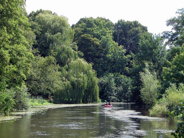 Trend Braunschweig Brunswick Oker Buergerpark Braunschweig Brunswick Oker Buergerpark