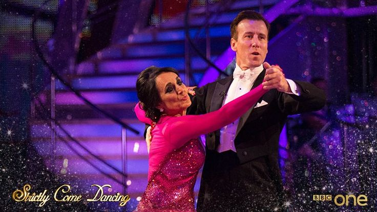 (3) BBC Strictly✨ (@bbcstrictly) | Twitter Lesley Joseph and Anton du Beke Waltz.