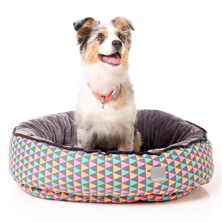 FuzzYard Pop Reversible Pet Bed
