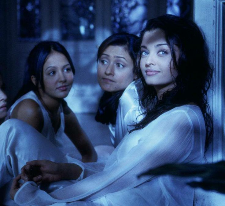 "Aishwarya in ""Bride & Prejudice"""