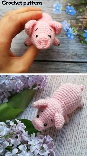 Get This Free Crochet Pattern Of A Crochet Beaver This