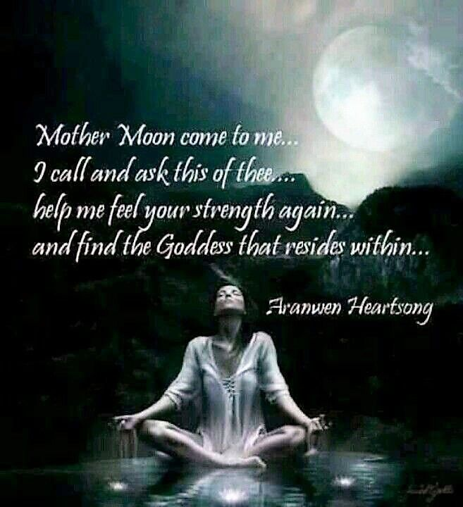 Manifesting With New Moon/Full Moon Rituals
