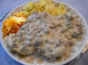 How To Make Cheaters Sausage Gravy Camping Breakfast Recipes And Food Ideas