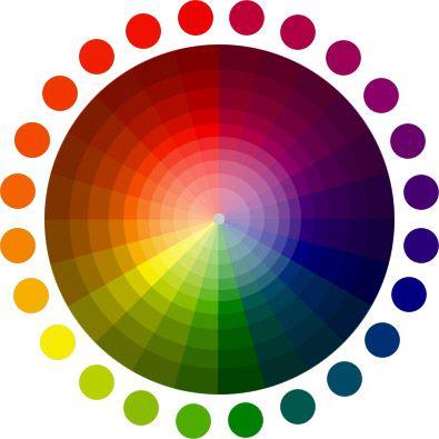 Exceptionnel Oltre 25 idee originali per Ruota dei colori della moda su  TA01