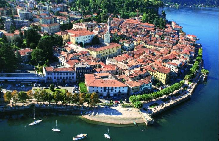 Arona, Lago Maggiore - Italy