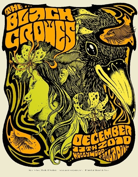 Black Crowes, Allan Forbes