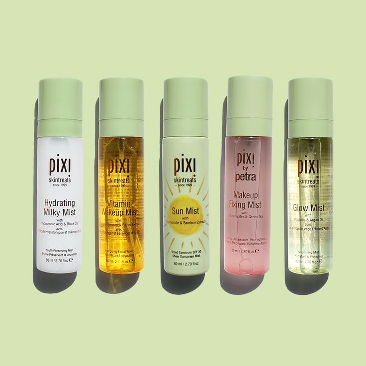 Which of #Pixi 's #mists is your favourite #MultiMisting combination? Click for tips & tricks on the blog!