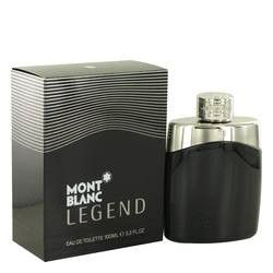 Montblanc Legend After Shave By Mont Blanc