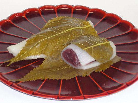静岡県の郷土料理「さくら葉餅」レシピ紹介! ふるさとれしぴ