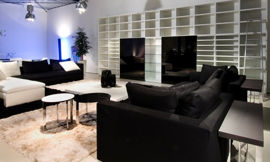 Woonwand Molteni - Design Living