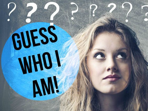 Can We Guess Who You Are in Only 20 Questions? Everything was pretty accurate except age - about 5 years off!!!!!!!!!!!!!!!!!!!!