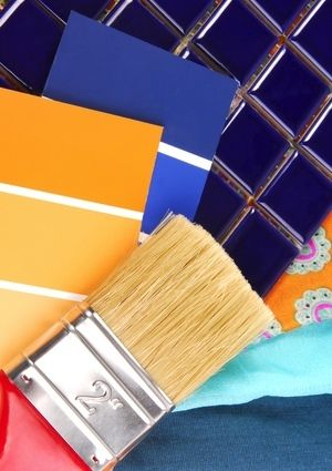 How To: Paint Tile If you're unhappy with your ceramic tile, ripping it out isn't your only option. Did you ever consider painting it?  By Bob Vila
